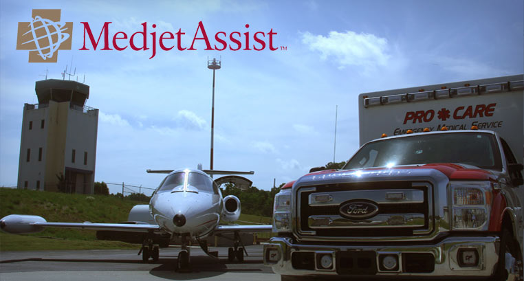 Visit Medjet Assist